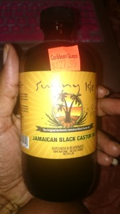 Recently in Barbados, it was where is all the pure JBCO... Wunna gots tuh stop! lol